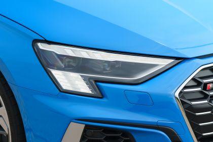 2021 Audi S3 sedan - UK version 48