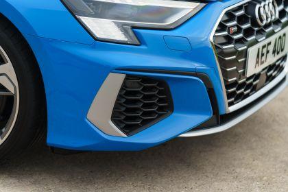 2021 Audi S3 sedan - UK version 50