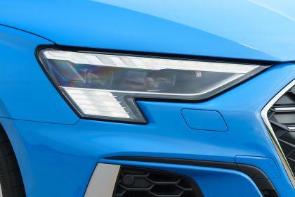 2021 Audi S3 sedan - UK version 51