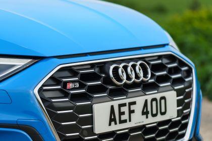 2021 Audi S3 sedan - UK version 53