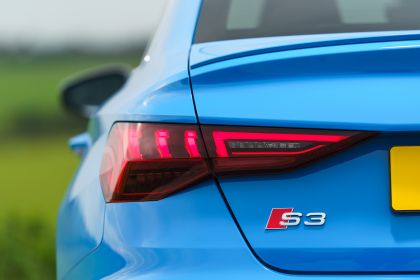 2021 Audi S3 sedan - UK version 59