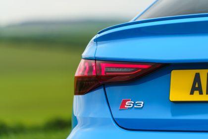 2021 Audi S3 sedan - UK version 61