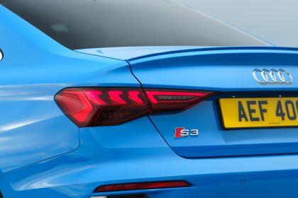 2021 Audi S3 sedan - UK version 62