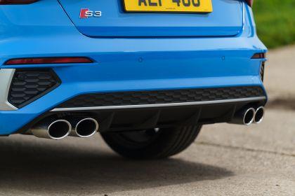 2021 Audi S3 sedan - UK version 64