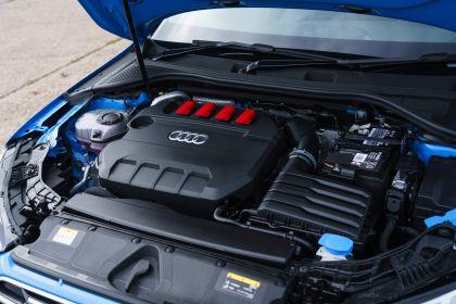2021 Audi S3 sedan - UK version 71