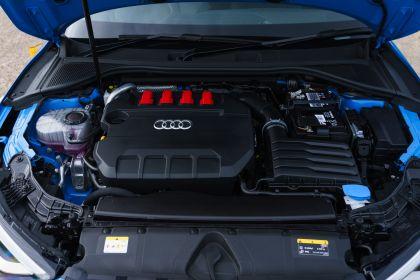 2021 Audi S3 sedan - UK version 72