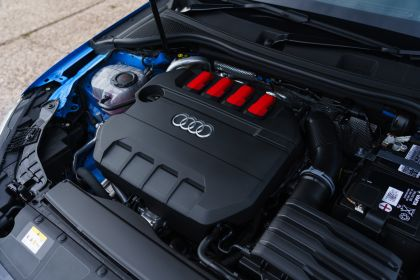 2021 Audi S3 sedan - UK version 73