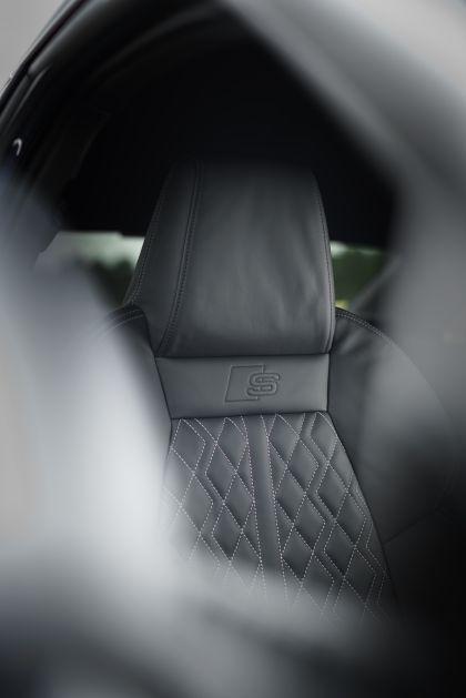 2021 Audi S3 sedan - UK version 74