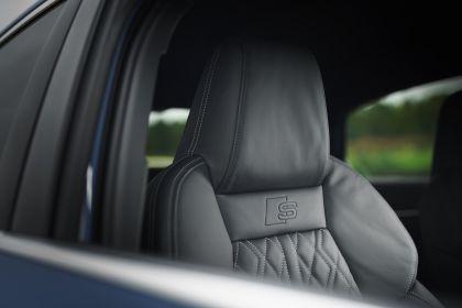 2021 Audi S3 sedan - UK version 77