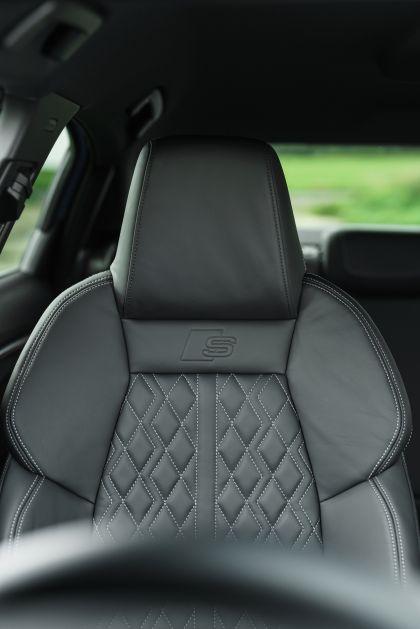 2021 Audi S3 sedan - UK version 81