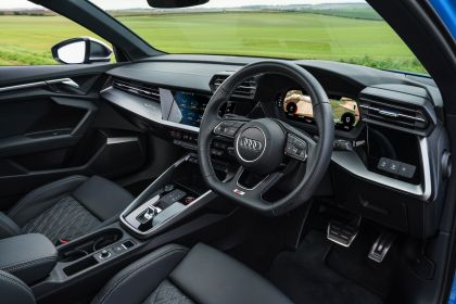 2021 Audi S3 sedan - UK version 82