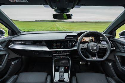 2021 Audi S3 sedan - UK version 83