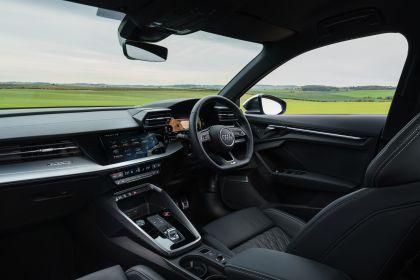 2021 Audi S3 sedan - UK version 84