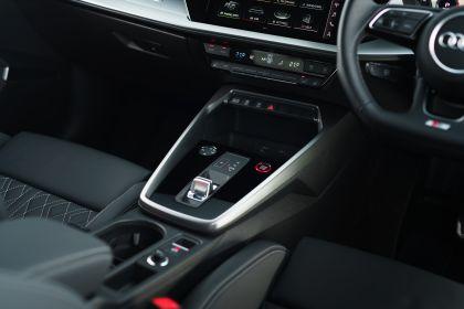 2021 Audi S3 sedan - UK version 85