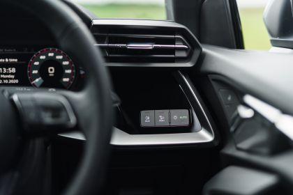 2021 Audi S3 sedan - UK version 90