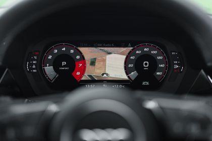 2021 Audi S3 sedan - UK version 92