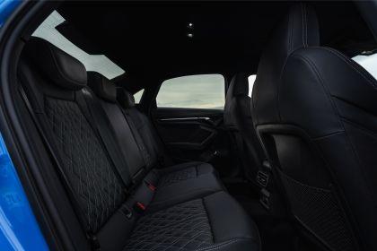 2021 Audi S3 sedan - UK version 95
