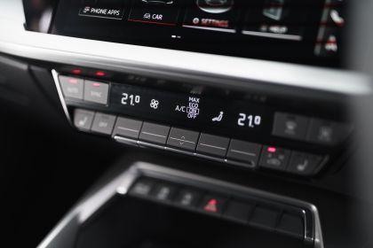 2021 Audi S3 sedan - UK version 96