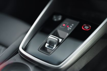 2021 Audi S3 sedan - UK version 101