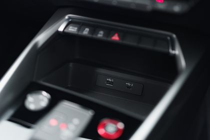 2021 Audi S3 sedan - UK version 105