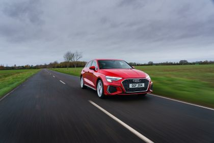 2021 Audi A3 Sportback 40 TFSI e - UK version 19