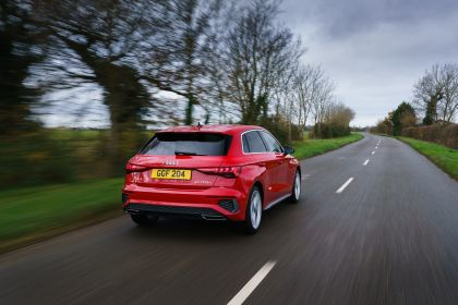 2021 Audi A3 Sportback 40 TFSI e - UK version 30