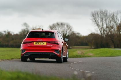 2021 Audi A3 Sportback 40 TFSI e - UK version 46