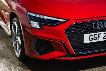 2021 Audi A3 Sportback 40 TFSI e - UK version 62