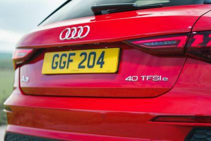 2021 Audi A3 Sportback 40 TFSI e - UK version 77