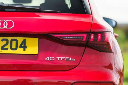 2021 Audi A3 Sportback 40 TFSI e - UK version 78