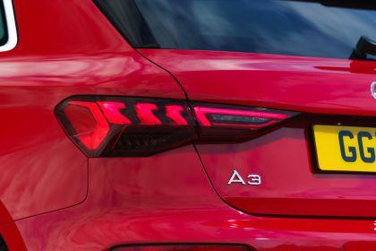 2021 Audi A3 Sportback 40 TFSI e - UK version 86