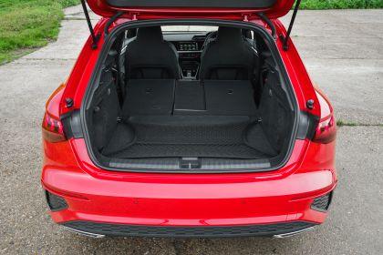 2021 Audi A3 Sportback 40 TFSI e - UK version 90