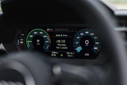 2021 Audi A3 Sportback 40 TFSI e - UK version 112