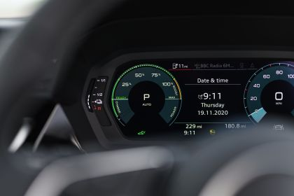 2021 Audi A3 Sportback 40 TFSI e - UK version 114