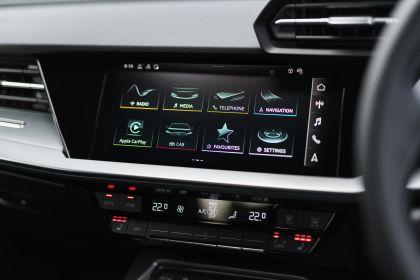 2021 Audi A3 Sportback 40 TFSI e - UK version 124