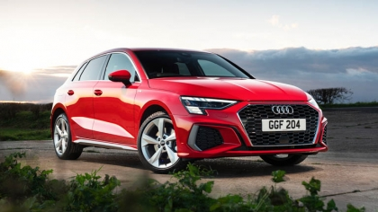 2021 Audi A3 Sportback 40 TFSI e - UK version 8