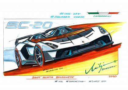 2020 Lamborghini SC20 40
