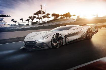 2021 Jaguar Vision Gran Turismo SV 2