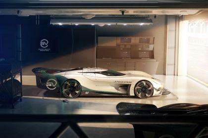 2021 Jaguar Vision Gran Turismo SV 4
