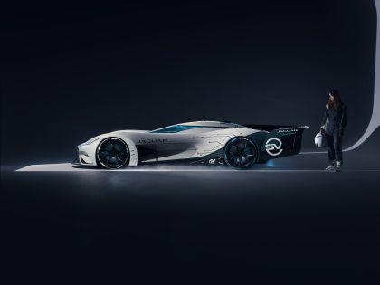 2021 Jaguar Vision Gran Turismo SV 12