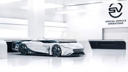 2021 Jaguar Vision Gran Turismo SV 25