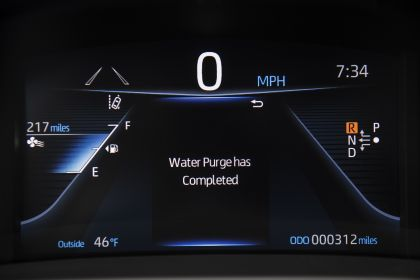 2021 Toyota Mirai Limited 19