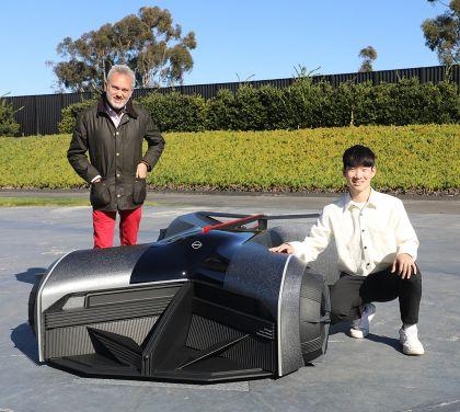 2020 Nissan GT-R X 2050 concept 21