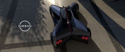 2020 Nissan GT-R X 2050 concept 22