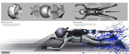 2020 Nissan GT-R X 2050 concept 32