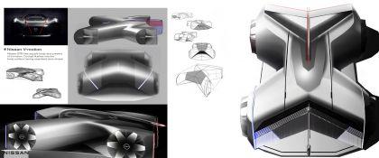 2020 Nissan GT-R X 2050 concept 34