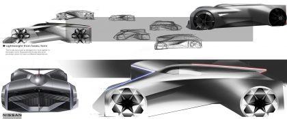 2020 Nissan GT-R X 2050 concept 35