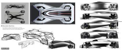 2020 Nissan GT-R X 2050 concept 36