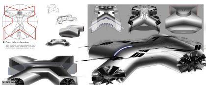 2020 Nissan GT-R X 2050 concept 38