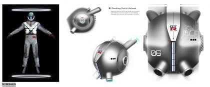 2020 Nissan GT-R X 2050 concept 42